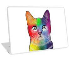 Rainbow cat  Laptop Skin