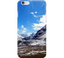escape to the nature iPhone Case/Skin