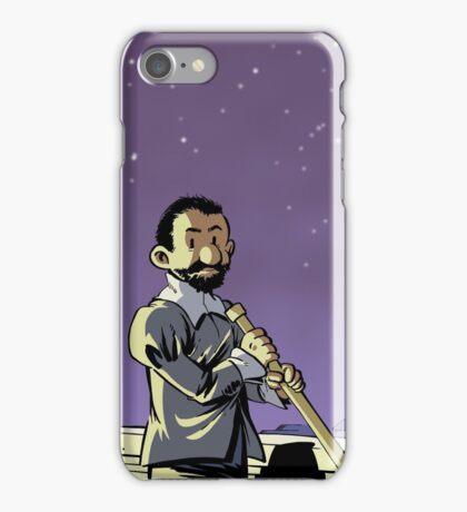 Galileo Comic Cover iPhone Case/Skin