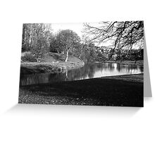 The magic of north west England Greeting Card