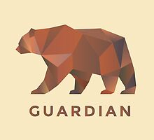 WoW Brand - Guardian Druid by dcmjs