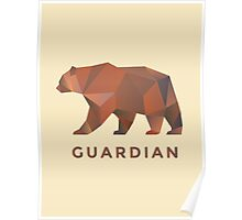 WoW Brand - Guardian Druid Poster