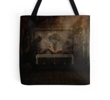 The Beast Within Tote Bag