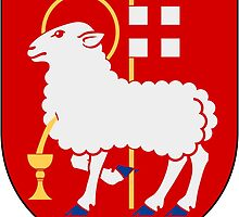 Visby Coat of Arms  by abbeyz71