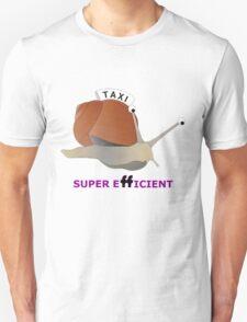 Efficient Taxi T-Shirt