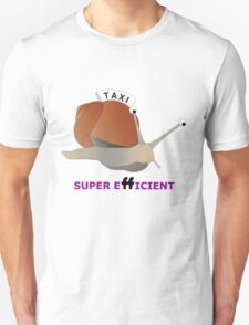 Efficient Taxi T-Shirt