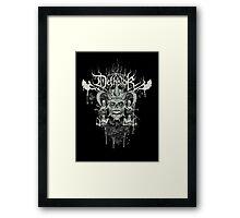 Metalocalypse Dethklok Shirt Framed Print