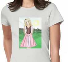 Princess Eilonwry Womens Fitted T-Shirt