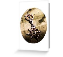 Darkness Greeting Card