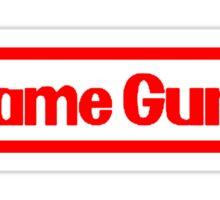 Game Guru Sticker