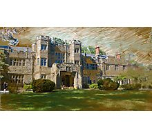 The Castle at Maryvale Photographic Print