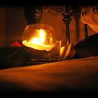 Bedside Candle by EXprophetic