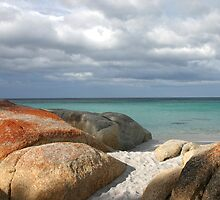 Bay of Fires by Christine Beswick