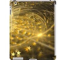 Yellow Halo iPad Case/Skin