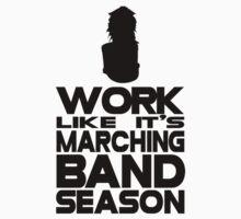 Marching Season Kids Tee