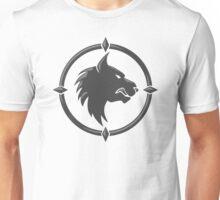 FrostWolf white Unisex T-Shirt