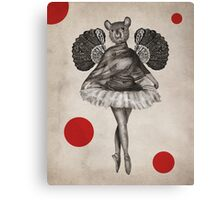 Anthropomorphic N°2 Canvas Print