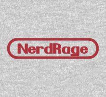 Nerd Rage One Piece - Long Sleeve