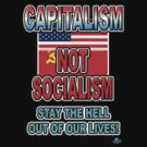Capitalism not Socialism by woodywhip