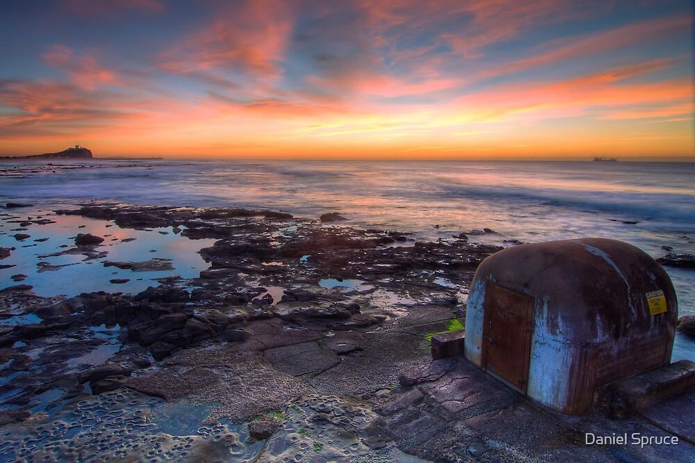 Nobbys Beach  by Daniel Spruce