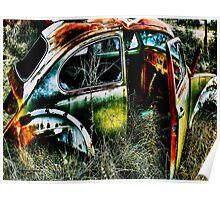 Herbie The Love Bug  2  ~   BoneYard Series  Poster