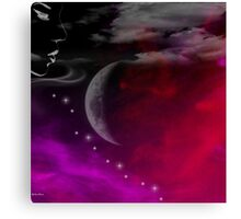 Sweet Dreams-wall art+Products Design Canvas Print