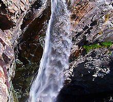 Bear creek water falls by phidoux