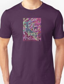 A is for Antelope - Design 3 Unisex T-Shirt