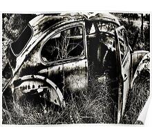 Herbie The Love Bug  3      ( BoneYard Series )  Poster