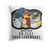 Such Legendary Throw Pillow