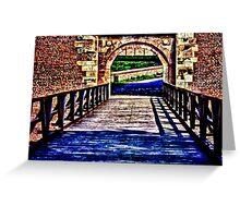 Kalemegdan Fortress Gate Belgrade Fine Art Print Greeting Card