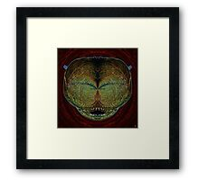 MONSTER MONSTER Framed Print