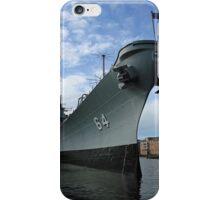 Anchors aweigh! iPhone Case/Skin