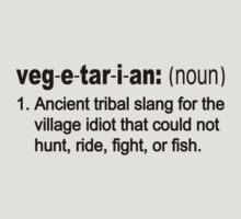 Vegetarian Definition