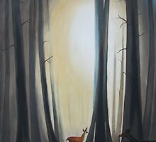 The Light of Life by Leslie Gustafson