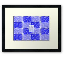 Love is Confusing (Crossed Compilation) Framed Print