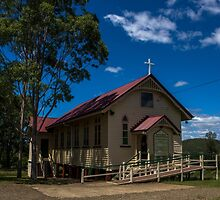 Country Church by JLOPhotography
