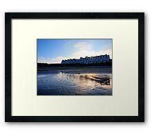 Braye Houses - Alderney Framed Print