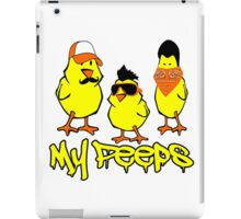 My Peeps, Baby Chicks T-Shirt iPad Case/Skin