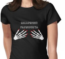 Halloween Fashionista Womens Fitted T-Shirt