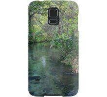 River of Beauty, Rock Springs Samsung Galaxy Case/Skin
