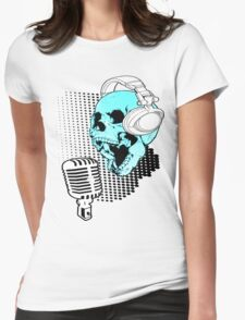 Shout! Womens Fitted T-Shirt