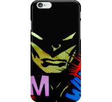 Batman looking for a fight iPhone Case/Skin