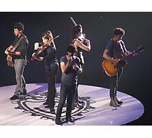 Jonas Brothers Photographic Print