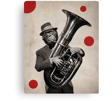 Anthropomorphic N°3 Canvas Print
