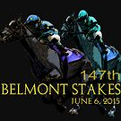 147th Belmont Stakes 2015 by Ginny Luttrell