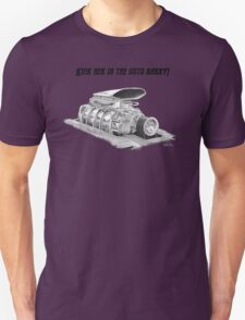 Mad Max Interceptor Supercharger T-Shirt