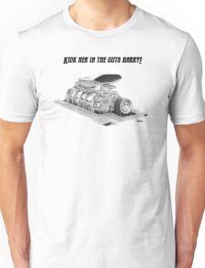 Mad Max Interceptor Supercharger Unisex T-Shirt