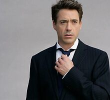 Classy Downey by anapaogg