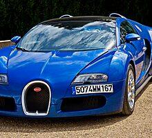 Bugatti Veyron 16.4 by Uwe Rothuysen